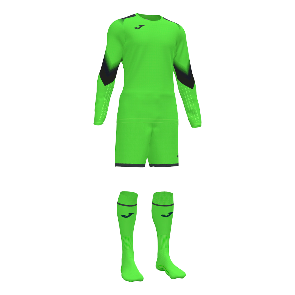 Joma Zamora V Goalkeeper Kit Green