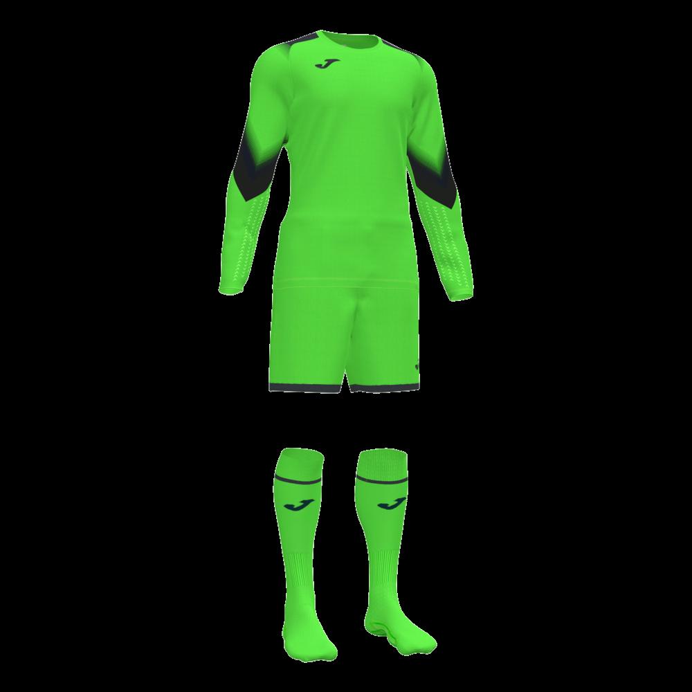 Joma Zamora V Goalkeeper Kit Green