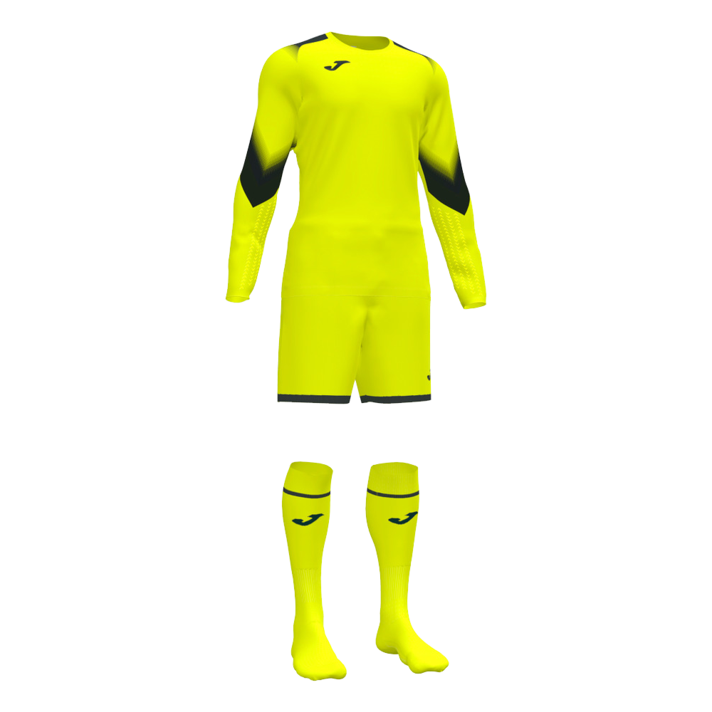 Joma Zamora V Goalkeeper Kit Yellow