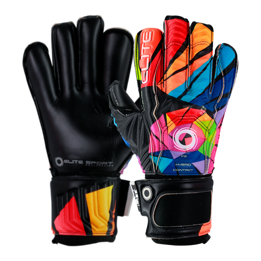 Goalkeeper Gloves with Finger Protections