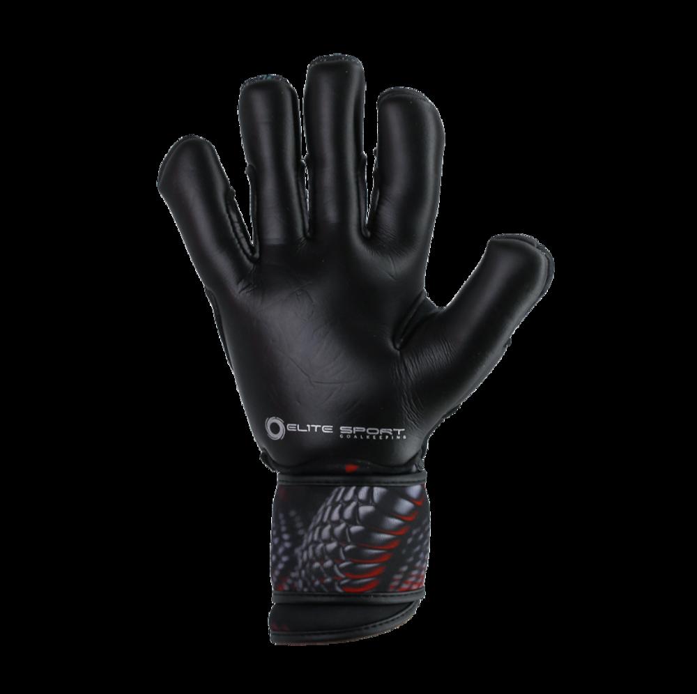 Goalkeeper glove latex palm