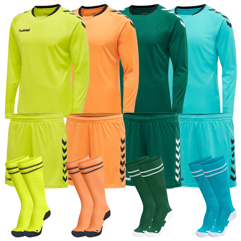 Hummel Core Goalkeeper Kit