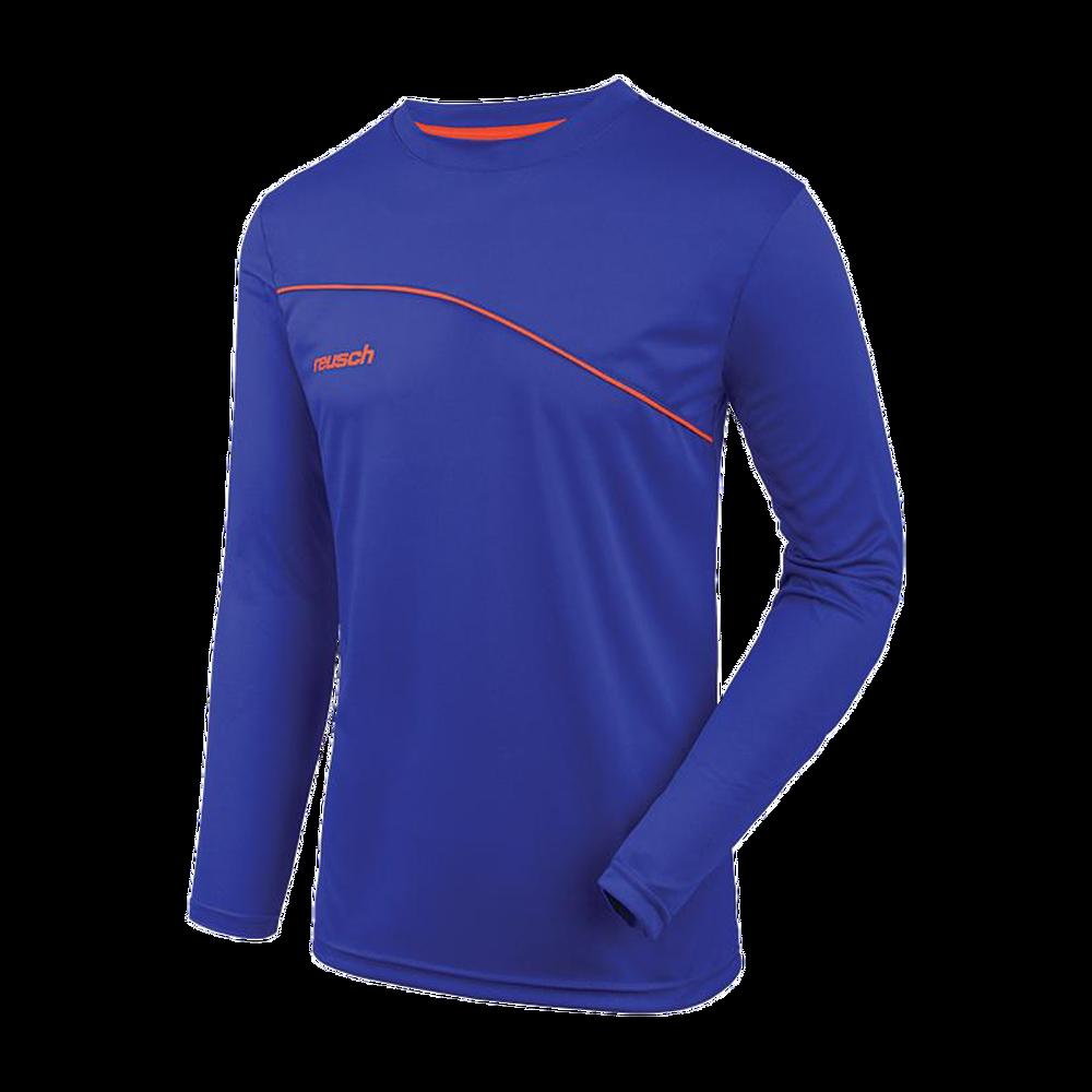 Reusch Match Prime Padded Goalkeeper Jersey Blue