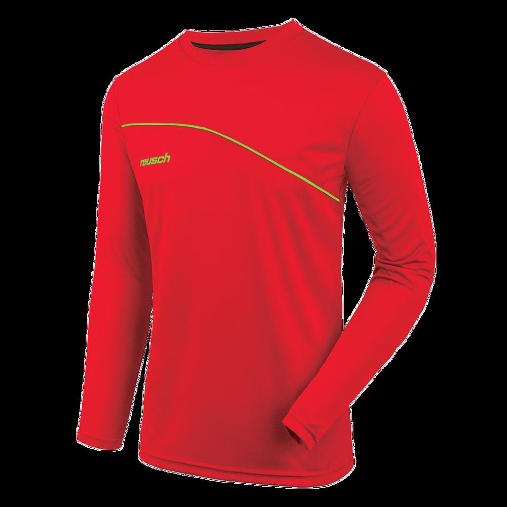 Reusch Match Prime Padded Goalkeeper Jersey Red