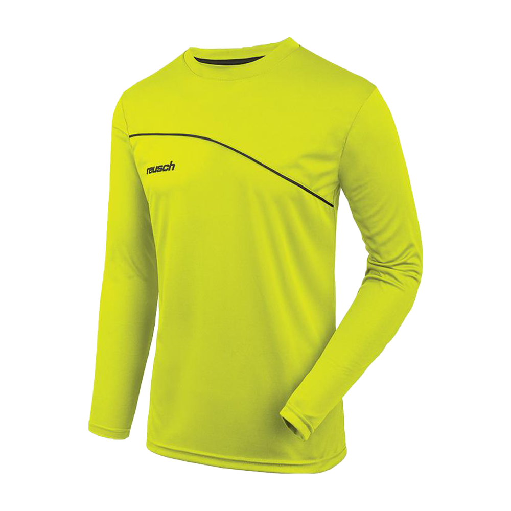 Reusch Match Prime Padded Goalkeeper Jersey Yellow