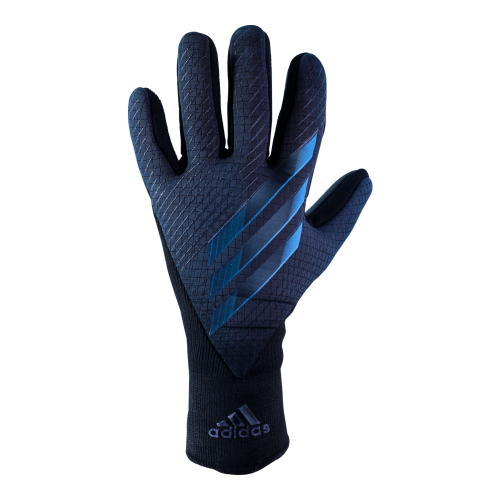 Adidas Black soccer goalie glove