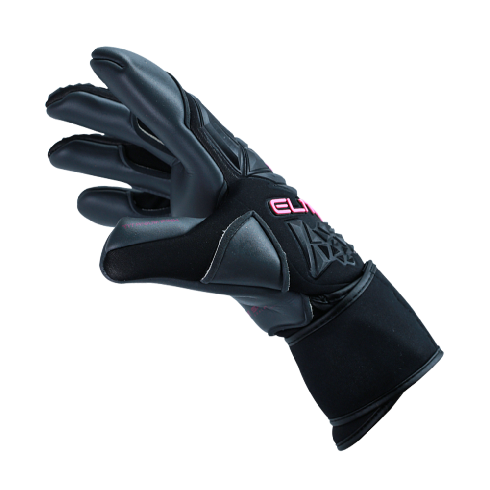 Elite Sport Titanium Pink Wrap Thumb