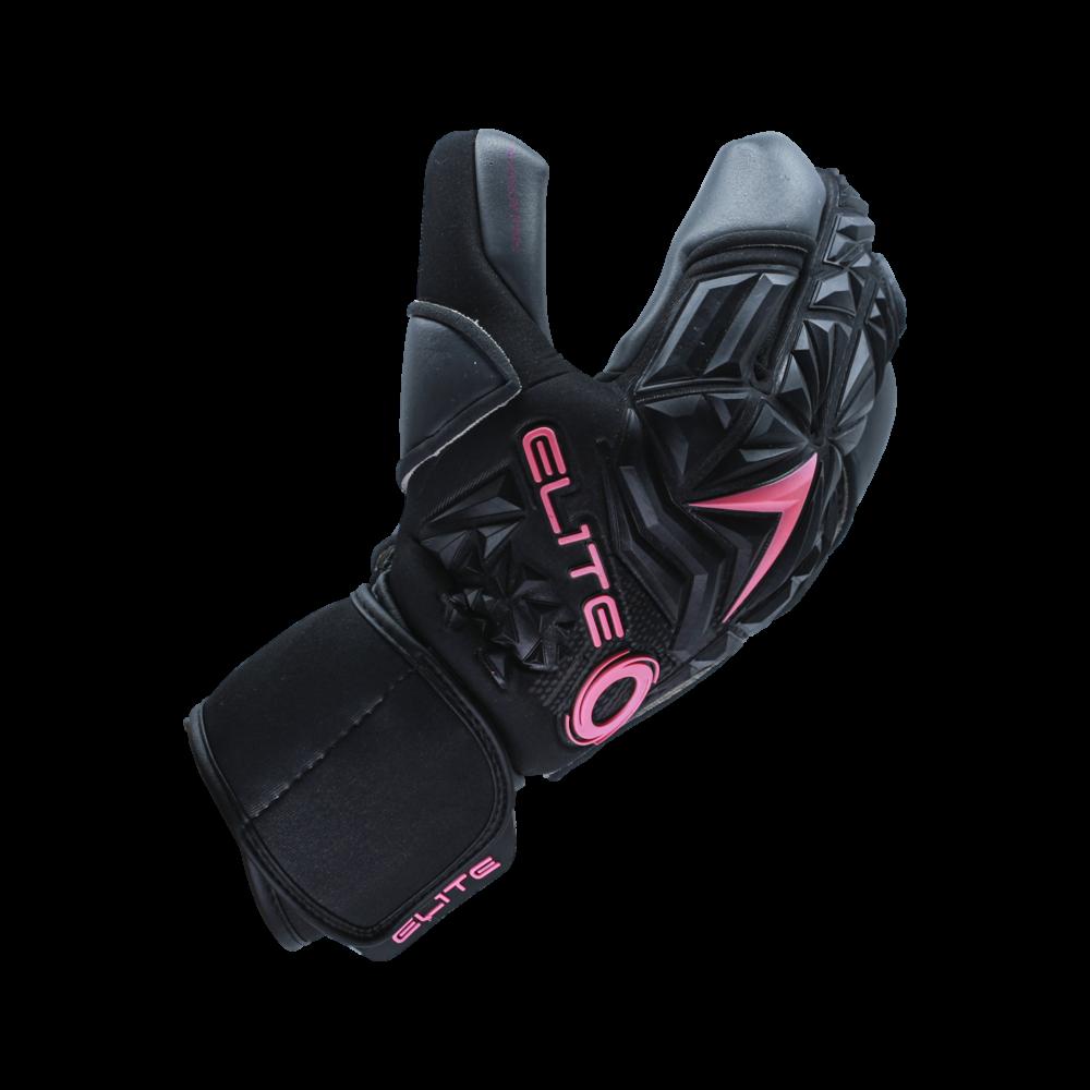 Elite Sport Titanium Pink Goalie Glove