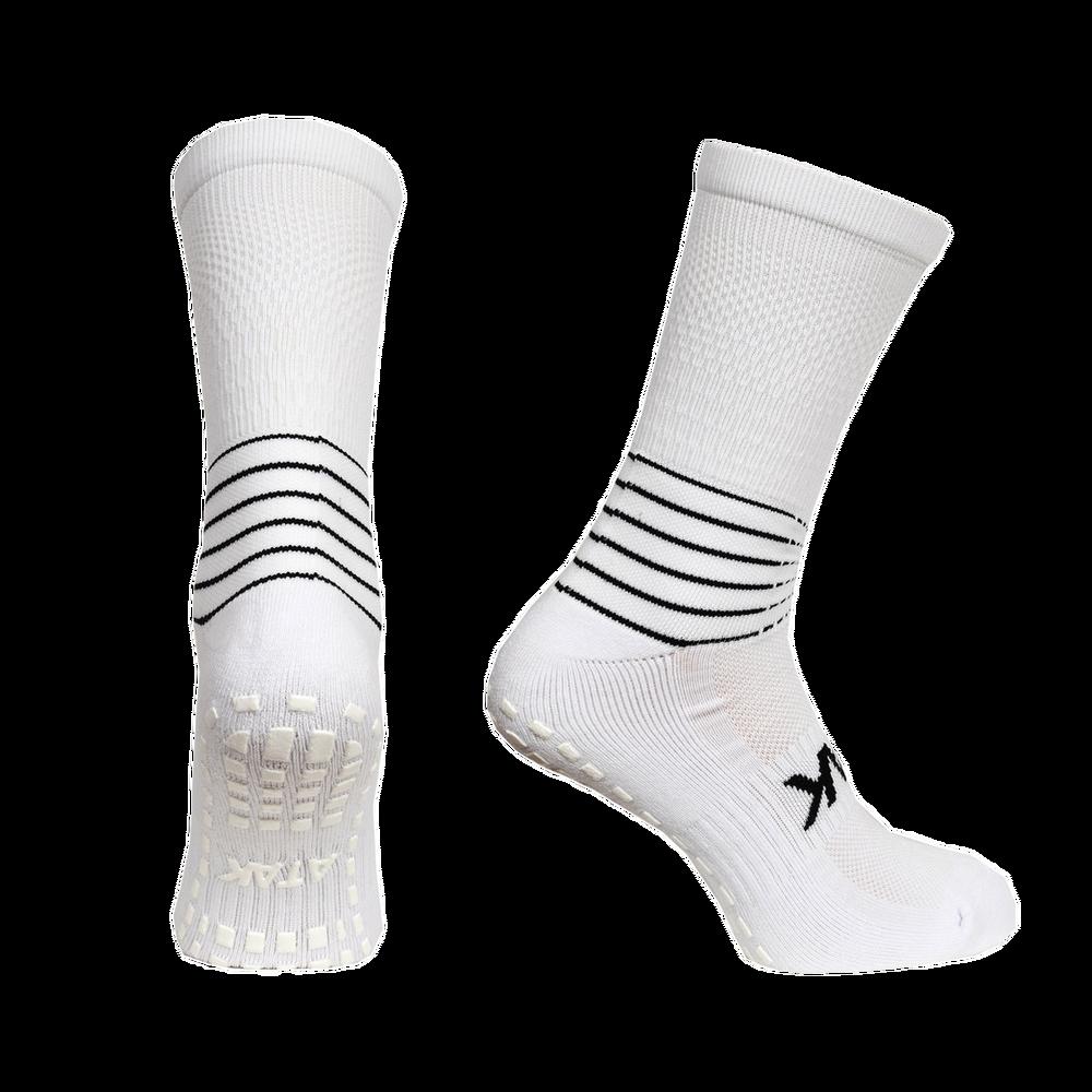 Atak C-Grip Socks White