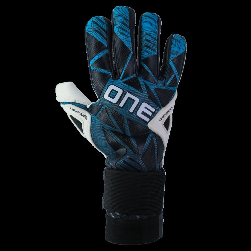 aquamarine goalkeeper glove