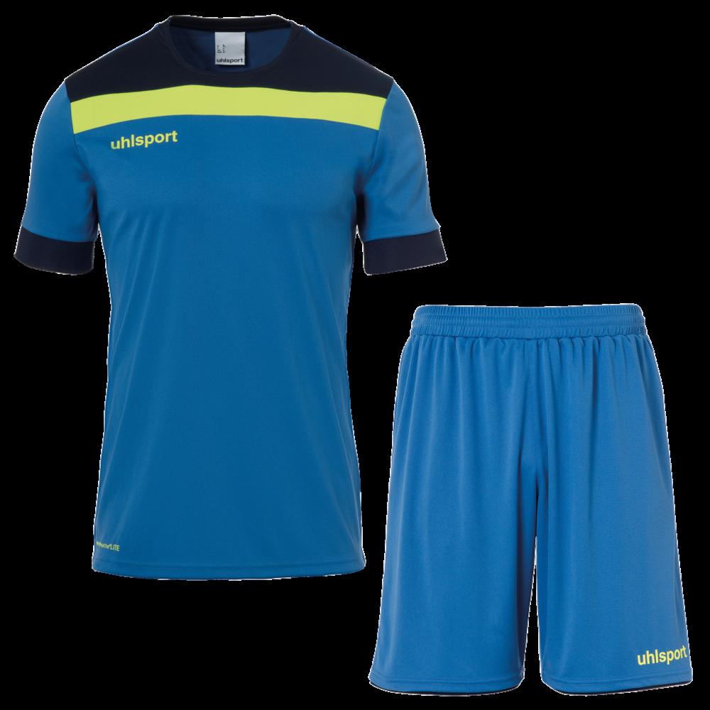Uhlsport Offense 23 Goalkeeper Set Jersey and Short