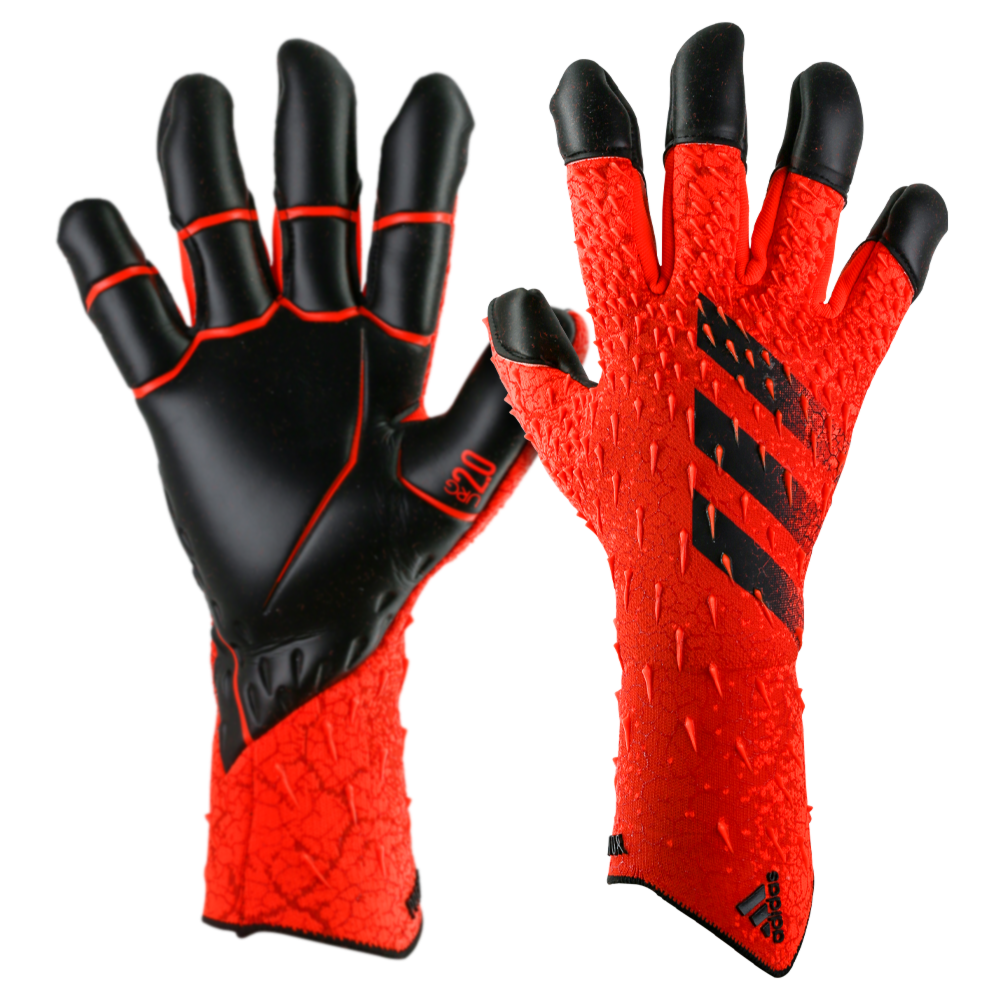 what gloves do pro goalkeepers wear