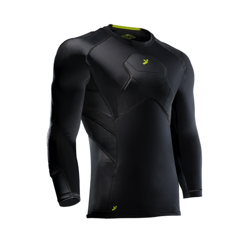 ded69972524 Storelli BodyShield 3 4 Goalkeeper Undershirt
