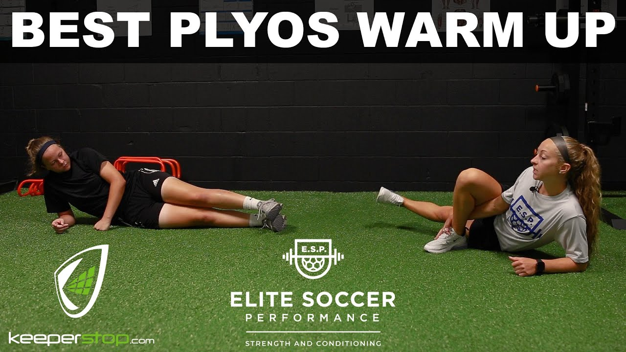 Plyo Training for Goalkeepers with ESP
